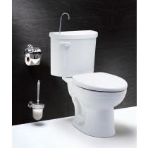 凱撒 CB1326-30cm/CB1426-40cm 附洗手器省水馬桶