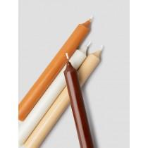 韓國Candleworks PC教堂蠟燭模具/錐形模具4個一組(2.2x19.5)(現貨+預購)