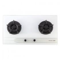 櫻花 G2522G 二口小面板易清檯面爐 瓦斯爐