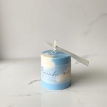 Remember me 雲朵香氛蠟燭+雲朵香氛蠟片禮盒