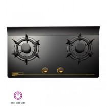 莊頭北 TG-8507G 金綻系列-一級節能單環玻璃檯面爐 瓦斯爐